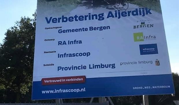 <p>Binnenkort krijg de Aijerdijk een nieuwe toplaag</p>