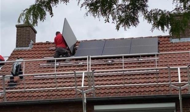 Huurders van Destion hebben veel interesse in zonnepanelen