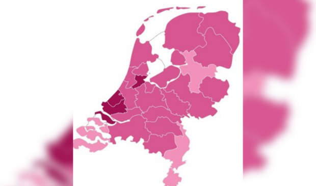 Kaart NL