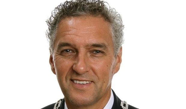 <p>Hans Teunissen, burgemeester gemeente Gennep</p>