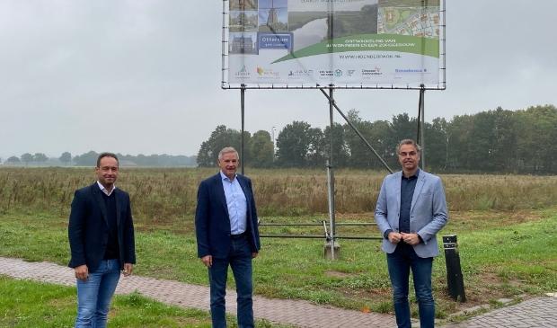 Startschot project Hoenderpark in Ottersum