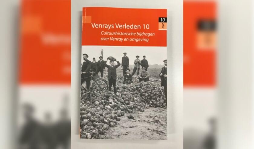 <p>Venrays Verleden 10 is gepresenteerd.&nbsp;</p>