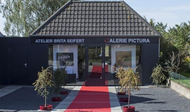 Galerie Pictura in Aijen verwelkomt bezoekers coronaveilig