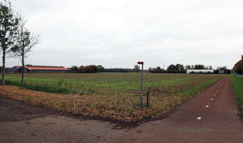 <p>Er komt geen industrieterrein met logistieke blokkendozen op De Spurkt.</p>