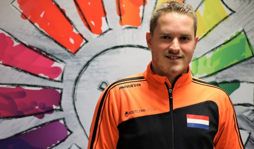 <p>Bram Zeegers wil zijn olympische droom nog niet opgeven.</p>