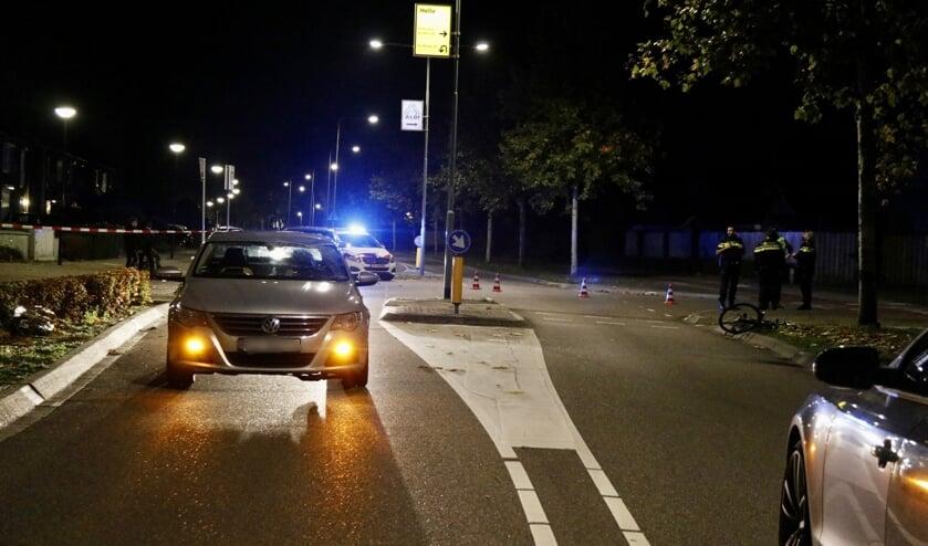 <p>Een 13-jarige fietser is zaterdagavond gewond geraakt bij een ongeluk op de Westsingel in Venray.</p>
