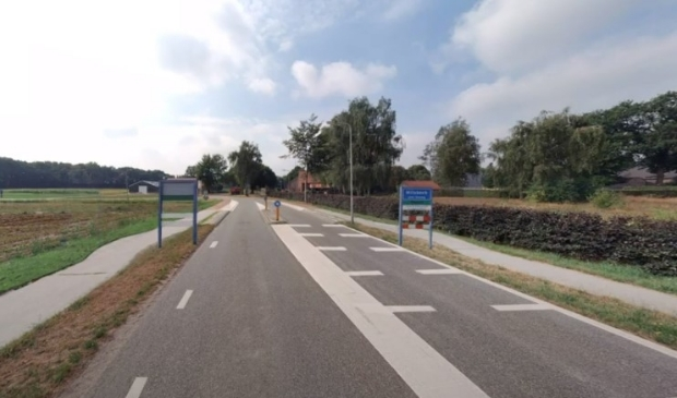 Van 27 november tot 9 december is de Zwarteweg buiten de bebouwde kom afgesloten