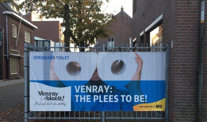 <p>Toiletwagen: the plees to be!</p>