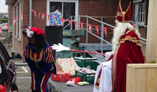Sinterklaas in Siebengewald Foto: Chris Smits © Maasduinencentraal