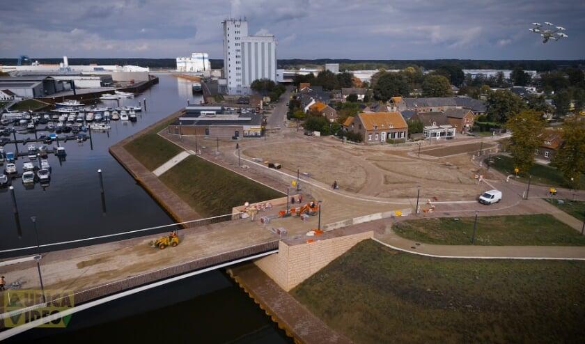 <p>Een archieffoto van de werkzaamheden voor Gebiedsontwikkeling Ooijen-Wanssum.&nbsp;</p>