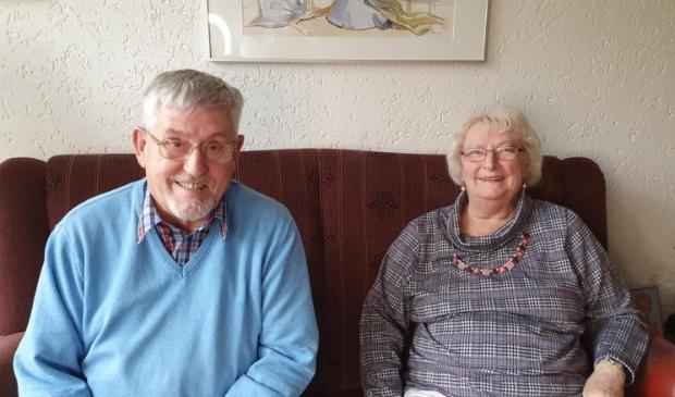 Het Alzheimer Café dit keer op bezoek bij familie Van der Heijden