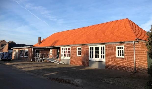 Ook de gemeente draagt een steentje bij aan de renovatie van de voormalige Boerenbond