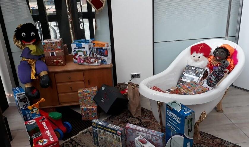 <p>Het Sinterklaashuis bij de Rabobank is tussen 14 november en 5 december te bewonderen.&nbsp;&nbsp;</p>