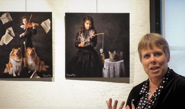 Marjan van Herpen vertelt over haar foto-expositie 'Barokke Parels'