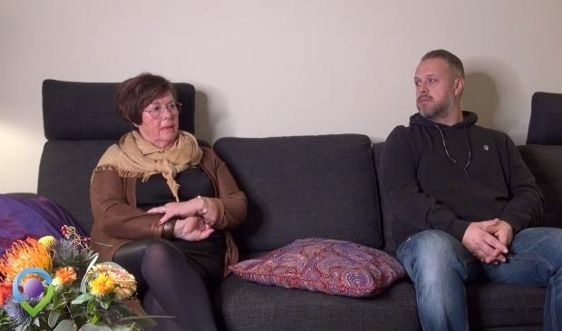 Alzheimer Café gaat thuis bij mensen in gesprek