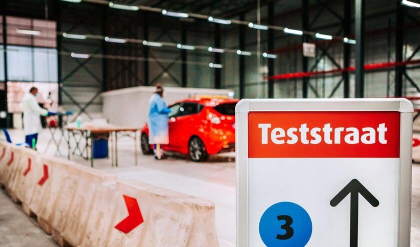 <p>De teststraat in Venray wordt vanaf volgende week ook gebruikt als vaccinatielocatie.</p>