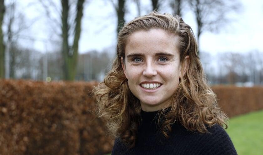 <p>Myrthe Moorrees: &quot;Ik ben blij dat ik met de feestdagen in Nederland ben.&quot;</p>