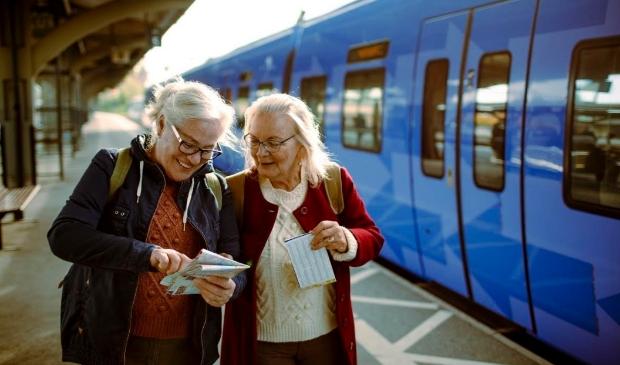 Ook ouderen krijgen te maken met slimme mobiliteitsoplossingen