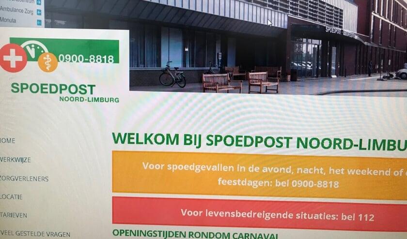 Huisartsenpost Noord-Limburg volgens reguliere tijden geopend tijdens carnaval.