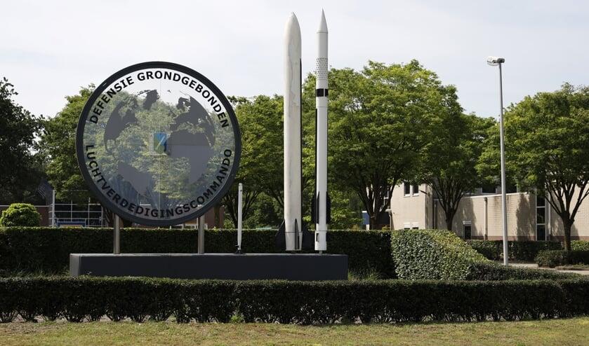 De Luitenant-generaal Bestkazerne in Vredepeel is eind april het toneel van een helikopteroefening.