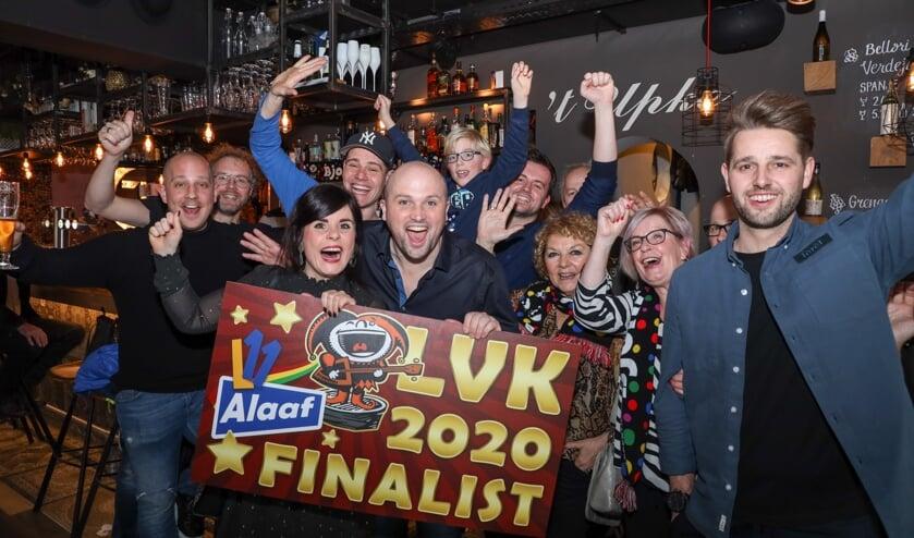 <p>Bjorn en Mieke zijn dit jaar zeker niet van de partij op het LVK.</p>