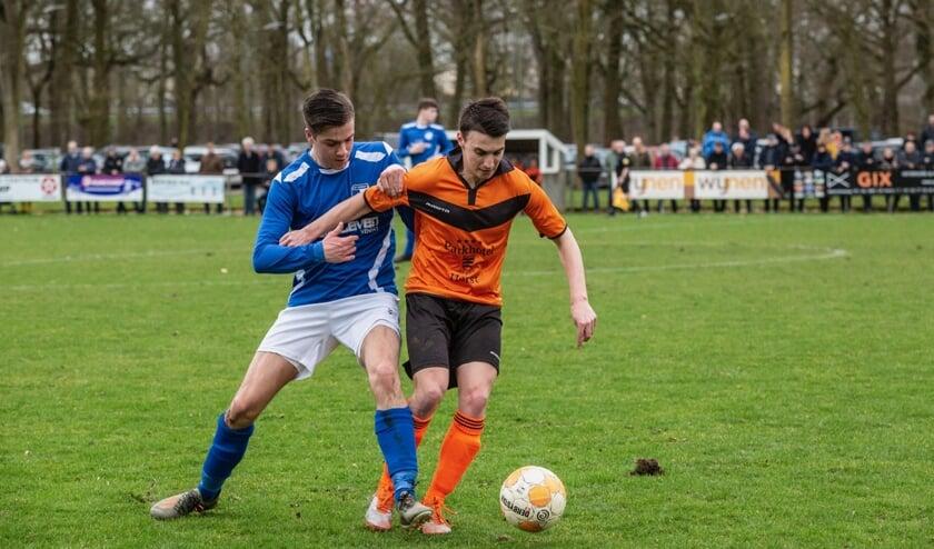 SV Venray was zondag te sterk voor Wittenhorst: 0-3.