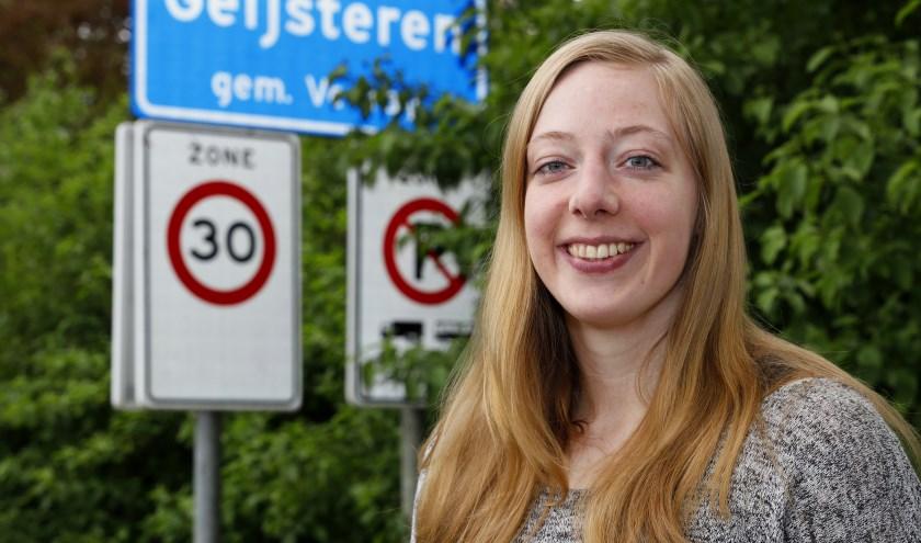 HandbalsterHarma van Kreij uit Geijsteren.