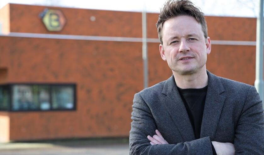<p>Ivo Heuts zet zich als kwartiermaker in voor de jongerencentra in de gemeente Venray.</p>