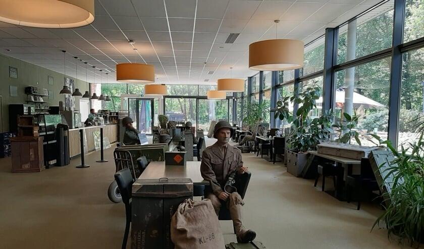 Oorlogsmuseum Overloon gaat weer open, met inachtneming van de RIVM-regels.