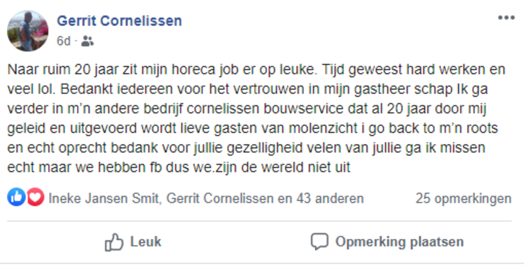 Foto: FB  © Maasduinencentraal