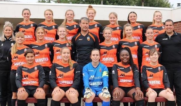 Damesteam Vitesse '08