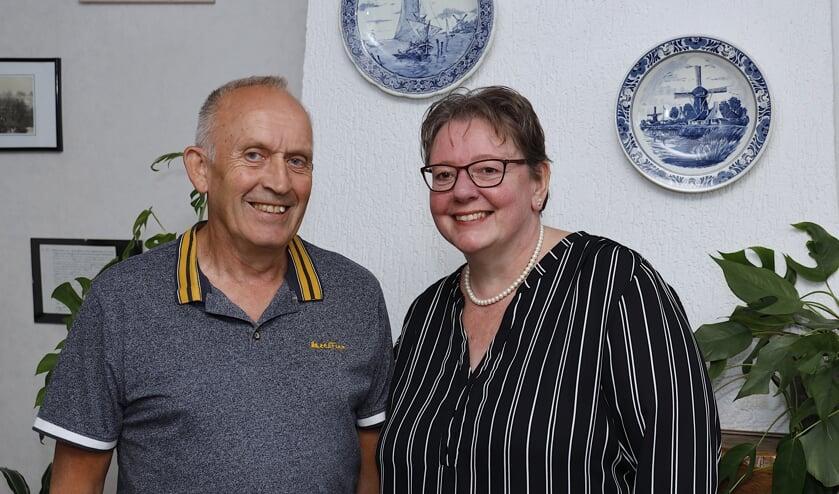 Samen met haar man Jaap betrok Lilian Jans-Beken eind juni haar ouderlijk huis in Venray.