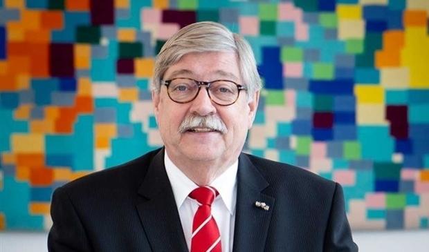 Willibrord van Beek burgemeester Gennep