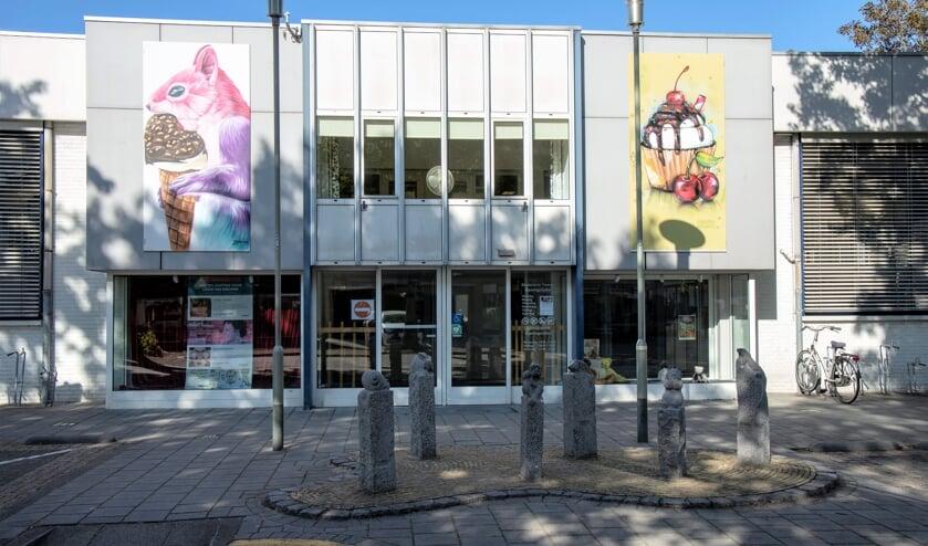 <p>De bibliotheek in Venray blijft voorlopig dicht.</p>
