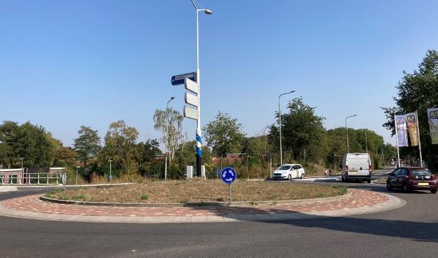 Rotonde Weverstraat - Brabantweg ter adoptie aangeboden