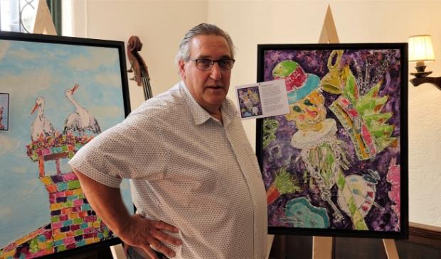Kunstemaker Hay van Arensbergen