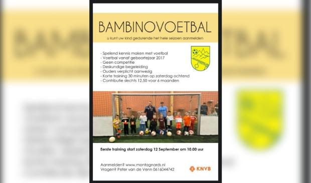 Bambino voetbal 2020/21
