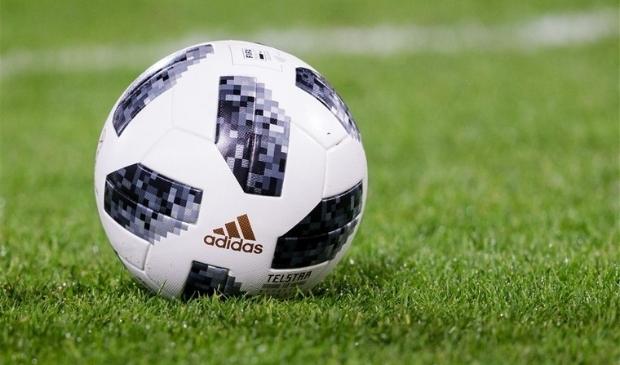 <p>Voetbal in de Maasduinen</p>