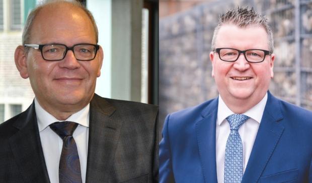Burgemeesters Goch en Weeze