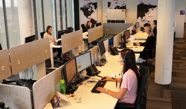 Het bron en contact call-center GGD Limburg-Noord