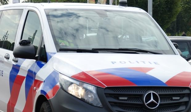 <p>Politie inzet gemeente Bergen</p>