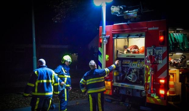 <p>Brandweer in actie (ter illustratie)</p> Foto: Chris Smits © Maasduinencentraal