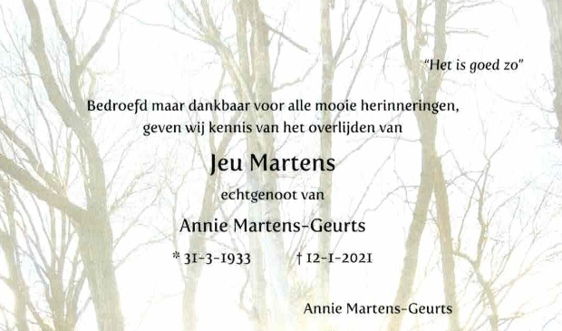 <p>Jeu Martens</p>
