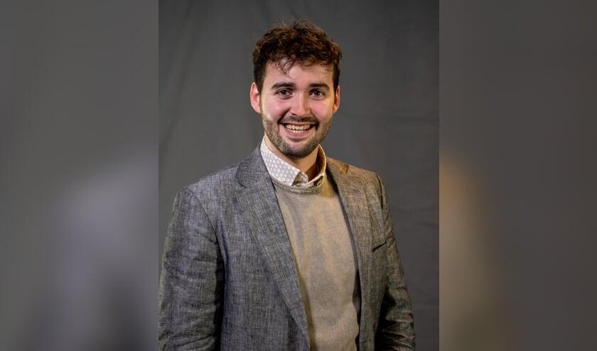<p>Fons Janssen uit Veulen staat op de negende plek van de kandidatenlijst van Volt.&nbsp;</p>