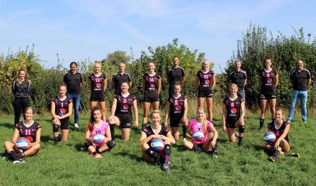 De volleybalbond NEVOBO duldde geen verder uitstel
