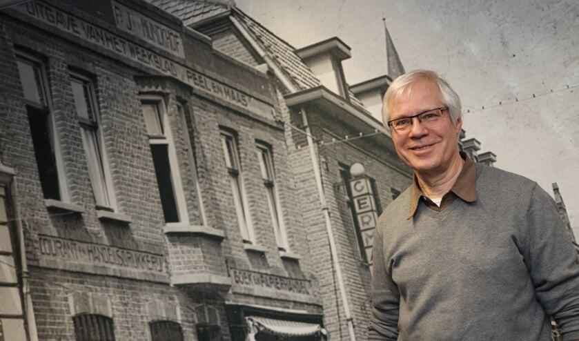 <p>Antoon Jansen gaat genieten van zijn welverdiende pensioen.</p>
