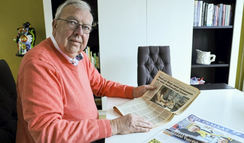 <p>Jos Waals overleed afgelopen maandag op 77-jarige leeftijd.</p>