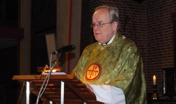Tijdelijke taak van pastoor Geudens zit er weer op
