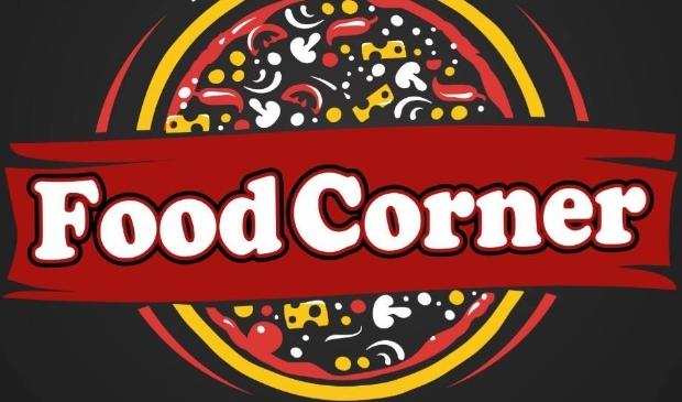 <p>Logo Food Corner Bergen</p>