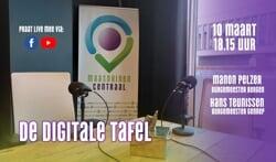 De DigitaleTafel - Burgemeesters aan het woord
